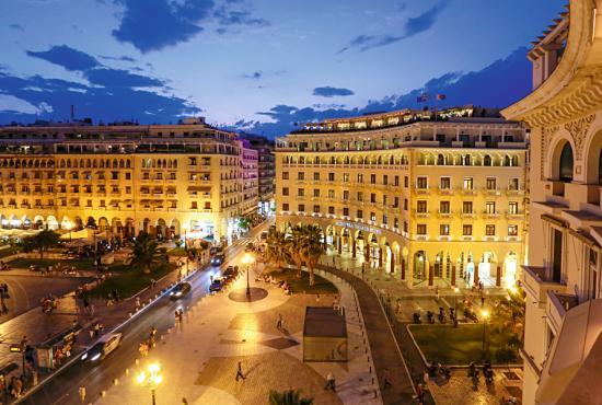 Thessaloniki City Center