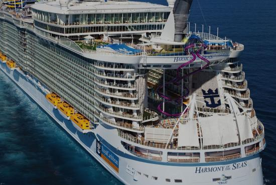 Harmony of the Seas - Wold's Biggest Cruise Ship