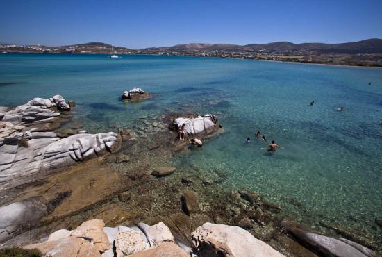 Top 15 Beaches in Greece 2016: Kolimpithres Beach, Paros