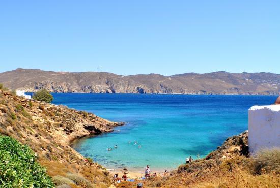Top 15 Beaches in Greece 2016: Agios Sositis Beach, Mykonos