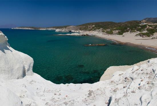 Top 15 Beaches in Greece 2016: Triades Beach, Milos