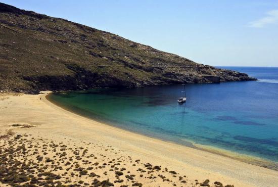 Top 15 Beaches in Greece 2016: Vagia Beach, Serifos