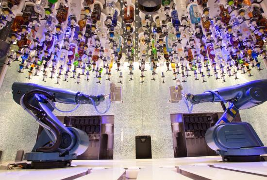 Harmony of the Seas - Bionic Bar