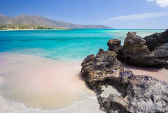Top 15 Beaches in Greece 2016: Elafonisi Beach, Crete