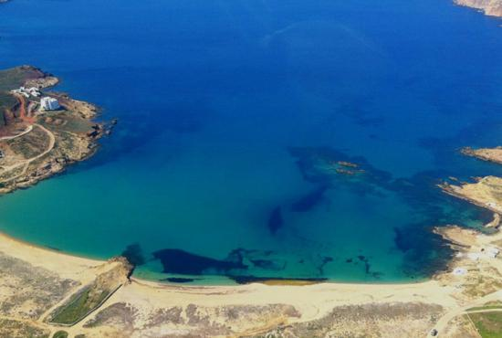 Top 15 Beaches in Greece 2016: Ftelia Beach, Mykonos