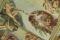 Section of Capella Sistina fresco