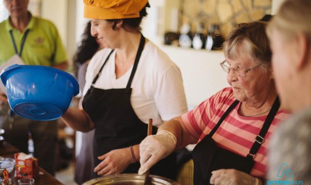 Katakolon Cooking Lesson Tour
