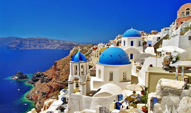 Island Hopping package 3 days Athens-Santorini-Athens