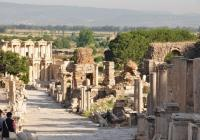 Ephesus Ancient City, House of Virgin Mary