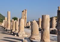 Ephesus Ancient City, Terrace House, House of Virgin Mary