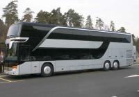 double-decker bus Greece