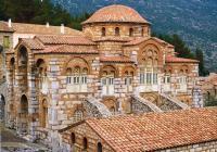 Itea, tour to Osios Loukas Monastery and Delphi