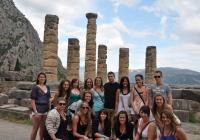 Itea, Tour to DELPHI with visit of the archaeological site