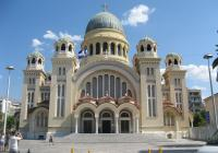PATRAS- Tour to Aghios Andreas Cathedral &-Achaia Clauss winery