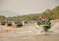Antalya tour – Adventure Jeep Safari in Taurus