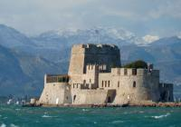Corinth - Tour to Epidavros – Nafplion - Mycenae