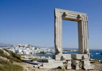 Afternoon walk in Naxos