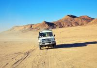 El Sheikh port-Jeep Safari adventure