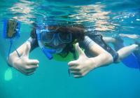 Snorkeling at Sharm El Sheikh