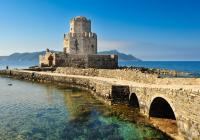 TREASURES OF THE PAST Tour from Kalamata to Nestor Palace, Pylos, Methoni Castle