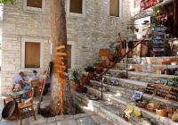 Naxos- Tour to Drossiani, Apeirathos, Halki