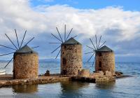 Chios: Tour to Pirgi-Mesta-Armolia