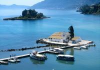 Corfu-Achilleion Palace –Kanoni (photo stop) & City Tour