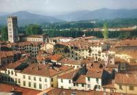 Lucca Half Day Tour