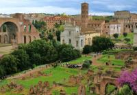Rome Panoramic Tour with Colosseum Photo Stop