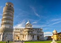 Leaning Tower of Pisa Half Day Tour