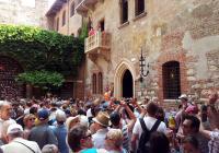 Juliets Balcony, Verona