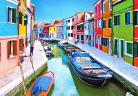 Murano and Burano Islands Tour