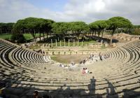 Ostia Excavations Tour