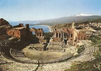 Taormina and Greek Theatre Tour