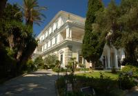 Disabled Tour from Corfu port to Achileion Palace and City Tour